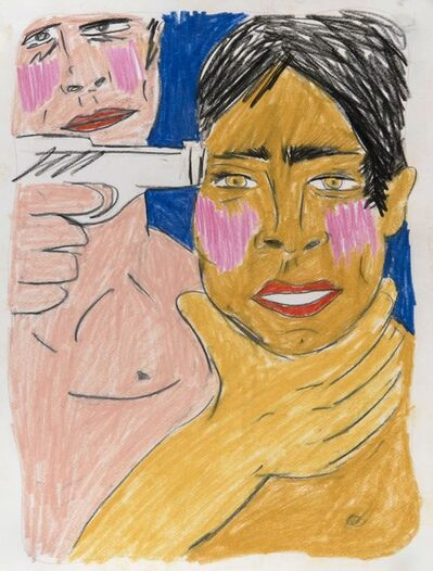 Soufiane Ababri, 'Bedwork CVI', 2020