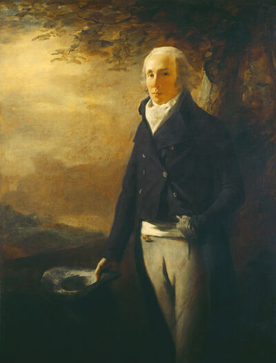 Sir Henry Raeburn, 'David Anderson', 1790