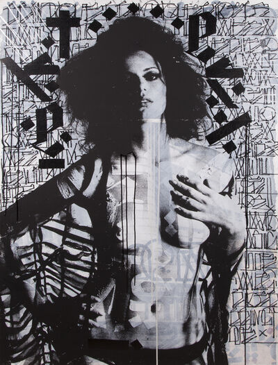 RETNA, 'Sonia', 2010