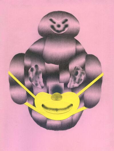 Grip Face, 'Máscara de una cuarentena #04', 2020