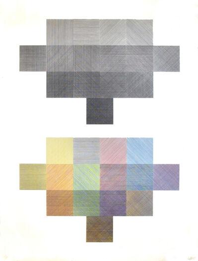 Sol LeWitt, 'Double Composite', 1971