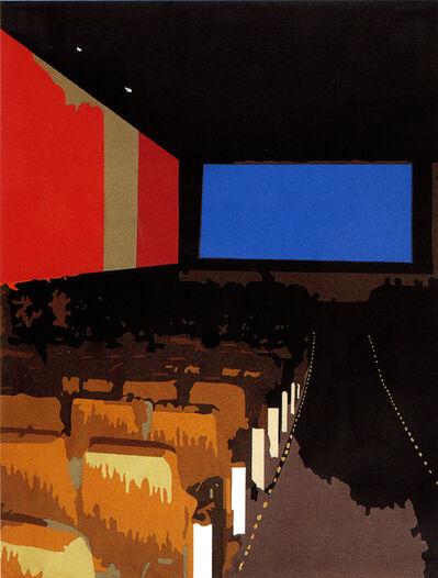 Francesca Gabbiani, 'au cinèma (2) ', 2001