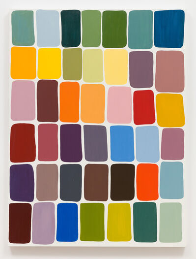 Meg Cranston, 'Hue Saturation Value (Full Spectrum)', 2018
