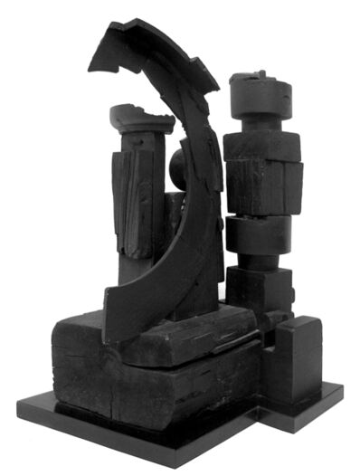 Louise Nevelson, 'Maquette for Monumental Sculpture VII', 1976