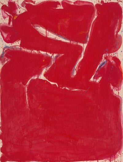 Sam Francis, 'Ahab', ca. 1960/62