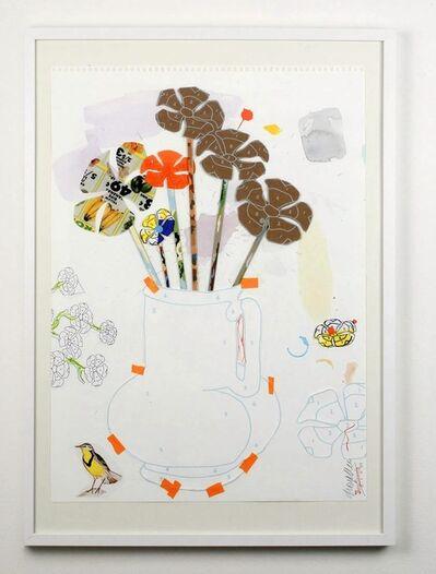 Trey Speegle, 'Reason To Love Me (orange vase)', 2013