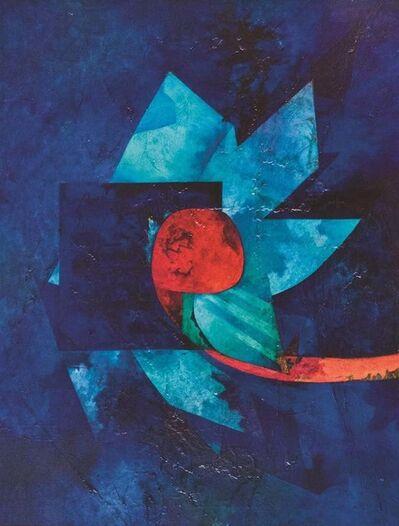 Gianni Dova, 'Night Flower', 1970's