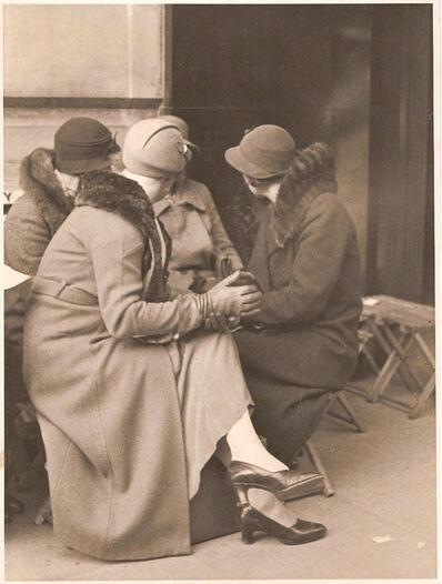 Horacio Coppola, 'Gossips', 1934