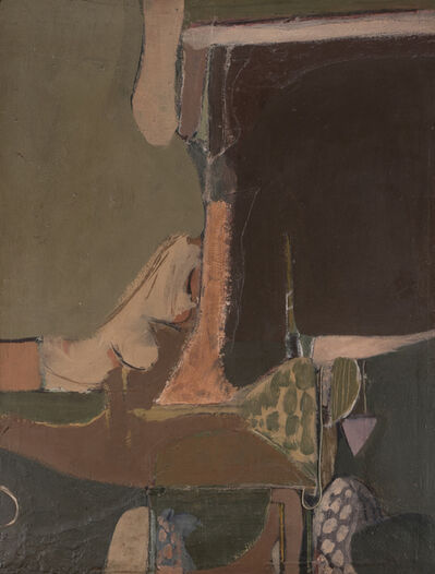 Georges Sheridan, 'Paysage D'Automne', 1962-1963