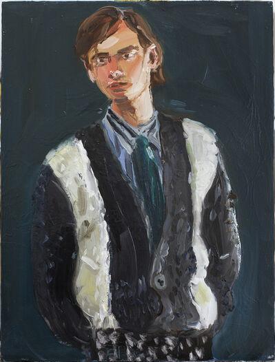 Anna Bjerger, 'Cardigan', 2015