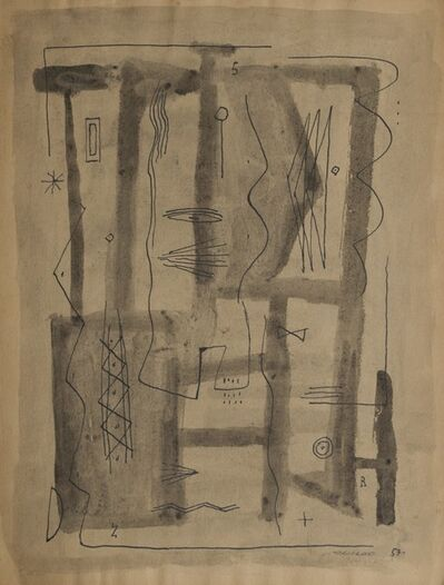 Gastón Olalde, 'Untitled', 1957