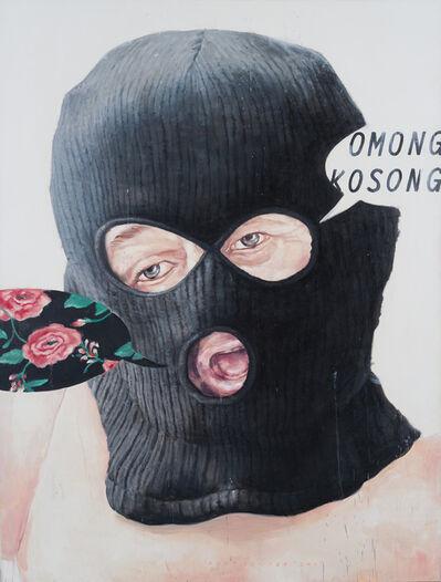 Agus Suwage, 'Omong Kosong (Bullshit)', 2009