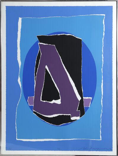 Adja Yunkers, 'A II', 1972