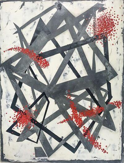 Shira Toren, 'Construction Twin II', 2016