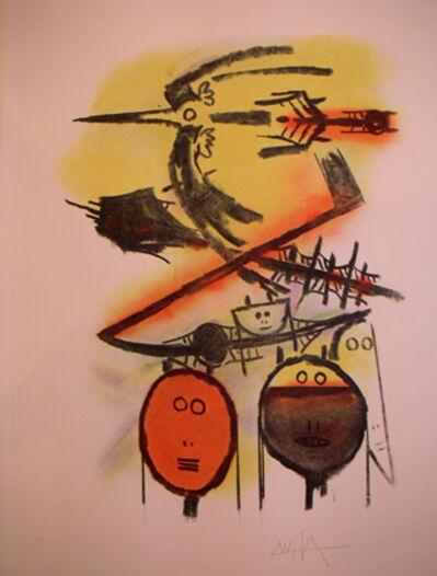 Wifredo Lam, 'Sans Titre II ', 1981