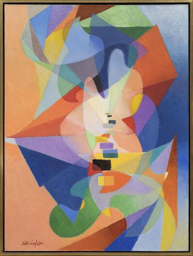 Stanton MacDonald-Wright, 'Manifestation', 1956-1958