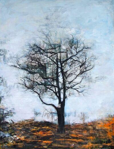 Frances Patella, 'Tree with Birdhouse', 2014