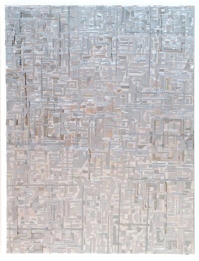 Matt Gonzalez, 'Be still, soul-bright silver', 2016