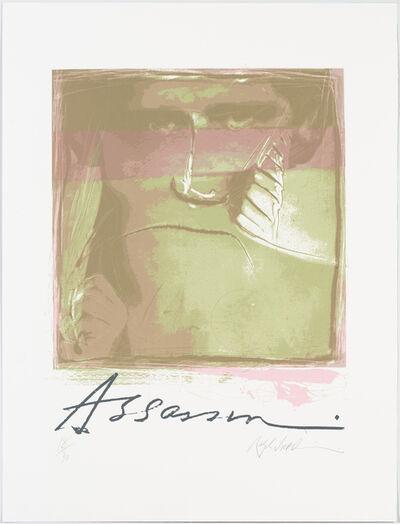 Ralph Steadman, 'Leaders Series: Assassin', 1993