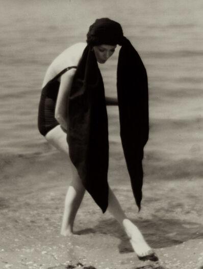 Martin Munkácsi, 'Halston Headdress, Harper's Bazaar', 1962