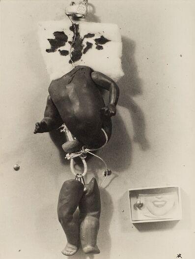 Raoul Ubac, 'Object par Camille Bryen', 1935-1936