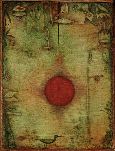 Paul Klee, 'Ad Marginem - To the brim', 1930