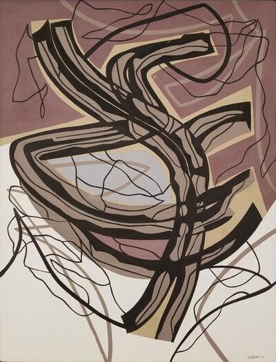 Jean-Paul Jérôme, 'Route', 1971
