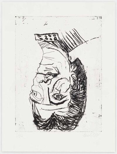 Georg Baselitz, 'Madame Rousseau I', 2018
