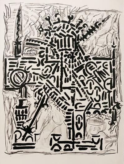 Jean-Paul Riopelle, 'Suite Guerrière', 1972