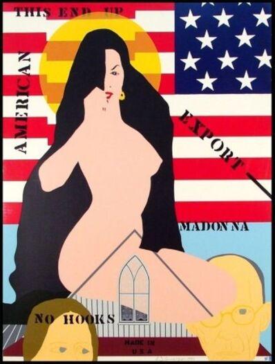 Allan D'Arcangelo, 'Export Madonna'