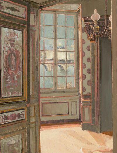 Patrick Pietropoli, 'Oval Vestibule '