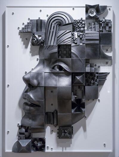 Gil Bruvel, 'Cubist #12'