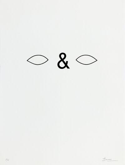 Joan Brossa, 'Careta', 1988