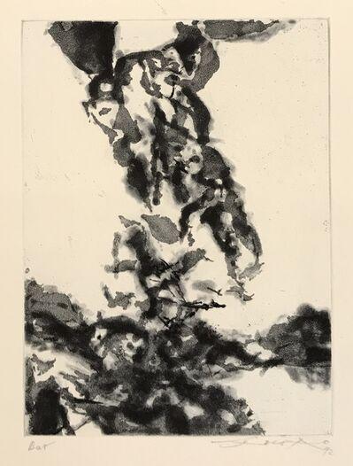 Zao Wou-Ki 趙無極, 'Le Prophete (356)', 1992