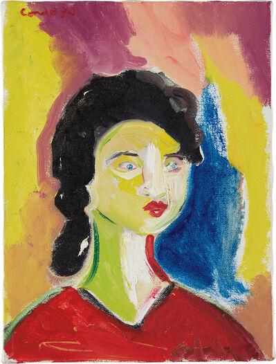 George Condo, 'Woman', 1990