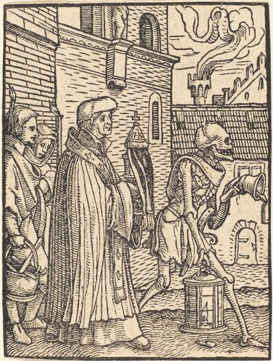 Hans Holbein the Younger, 'Parish Priest'