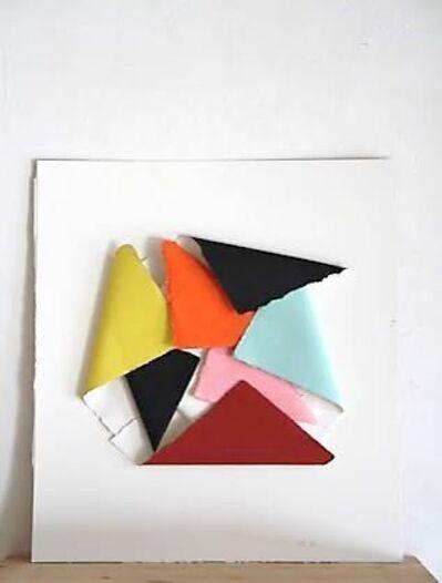 Manolo Ballesteros, 'Colours bow tie'