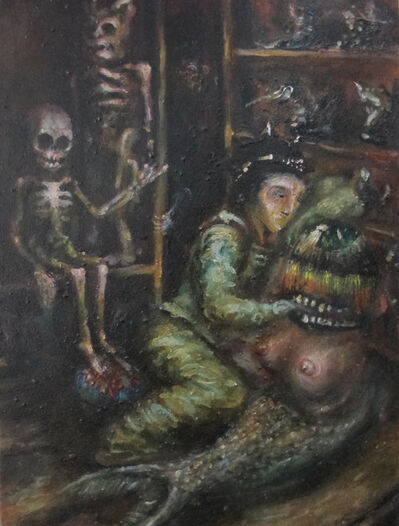 Thomas Braida, 'me and my sirene', 2014