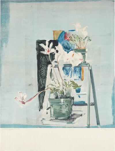 Michael Mazur, 'Ladder Cyclamen II', 1981