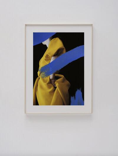 Andrea Torres Balaguer, 'Poéme Jaune', 2021