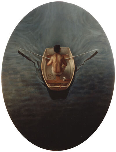 Wade Schuman, 'Passages: Rowing Man', 1999