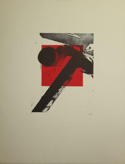 Luis Feito, 'Nuria 1', 2020