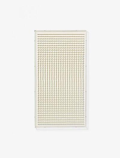 Hartmut Böhm, 'Quadratrelief 114 (From: Visuell veränderliche Struktur)', 1966