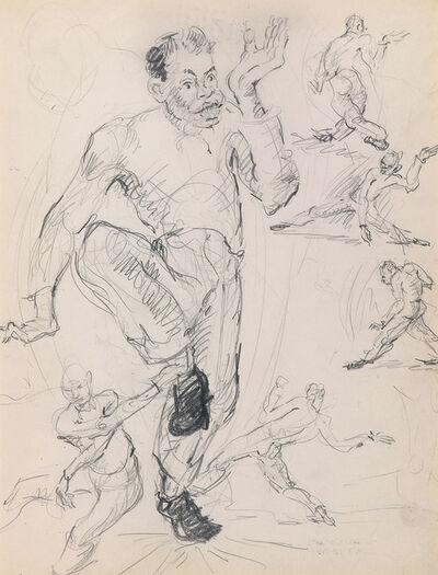 Charles White, 'DANCERS', ca. 1935-38