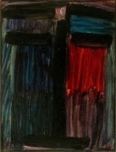 Alexej von Jawlensky, 'Große Meditation: Bevor es Nacht wird (Large Meditation: before Night comes)', 1936