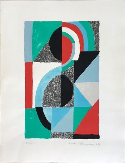 Sonia Delaunay, 'Oriflamme 1967', 1967