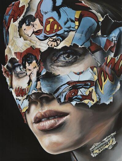 Sandra Chevrier, 'La Cage et Les Parfums de la Fuite', 2016