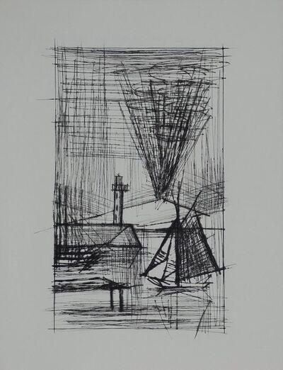 Bernard Buffet, 'Naples', ca. 1959
