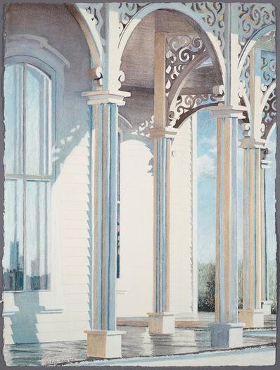 Alice Dalton Brown, 'Westfield Columns', 2019
