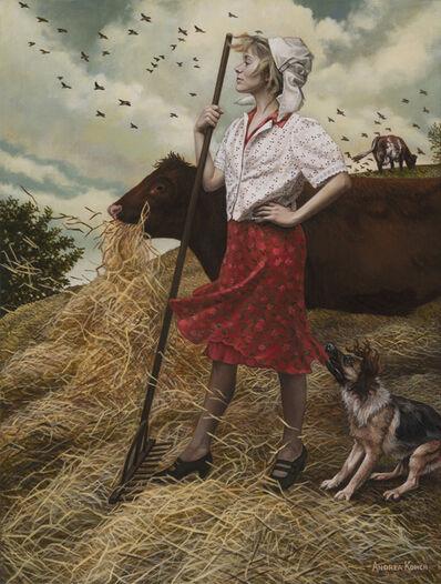 Andrea Kowch, 'Steadfast', 2020